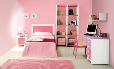 Dormitorio rosa9