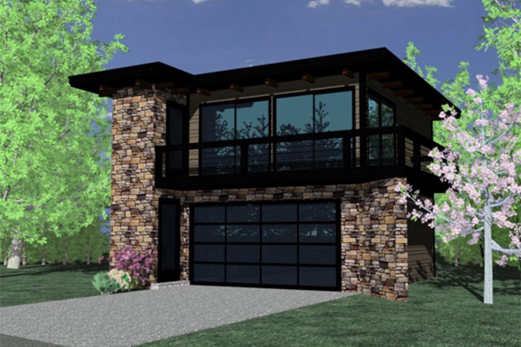 Planos de casas peque as for Porches de casas pequenas
