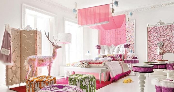Rosa dormitorio