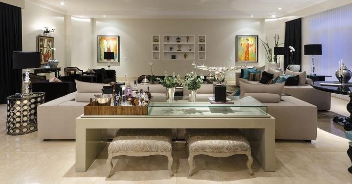 Salones elegantes fotos