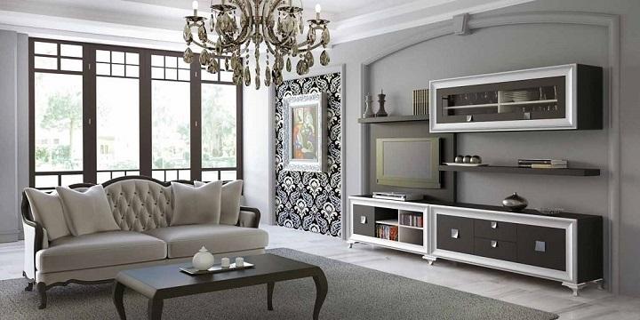 Fotos de salones elegantes for Pinturas salones fotos