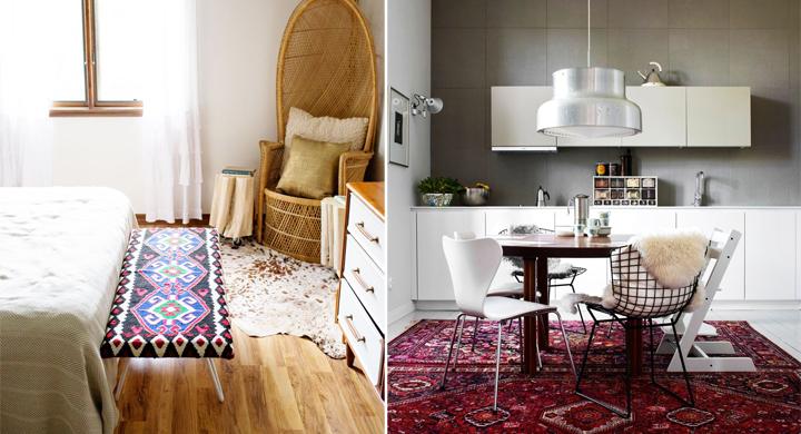 Alfombras Kilim Decoracion ~ C?mo decorar con estas alfombras