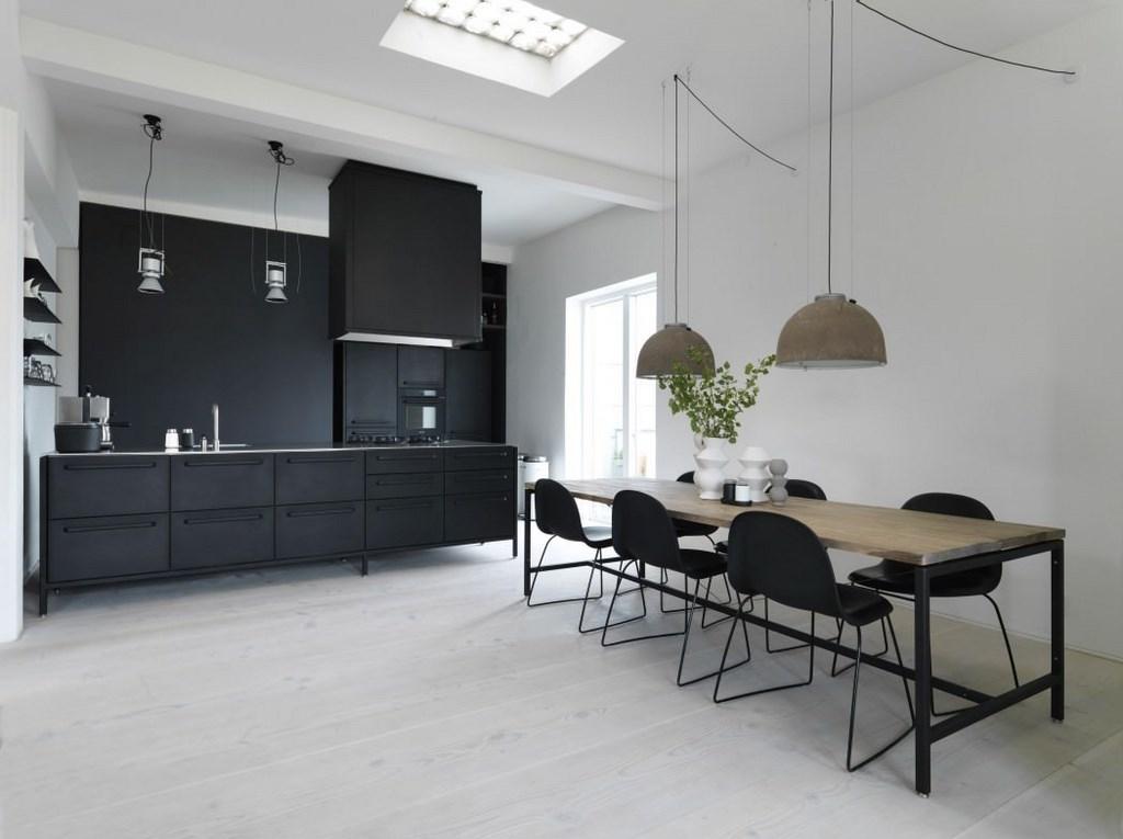apartamento de estilo industrial 5