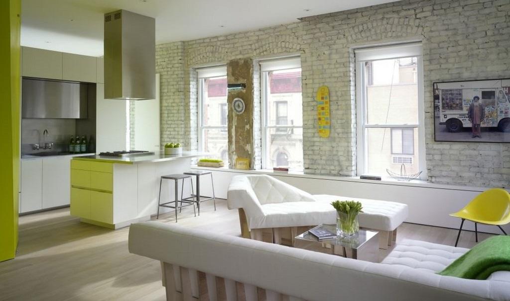 apartamento renovado en Nueva York 3