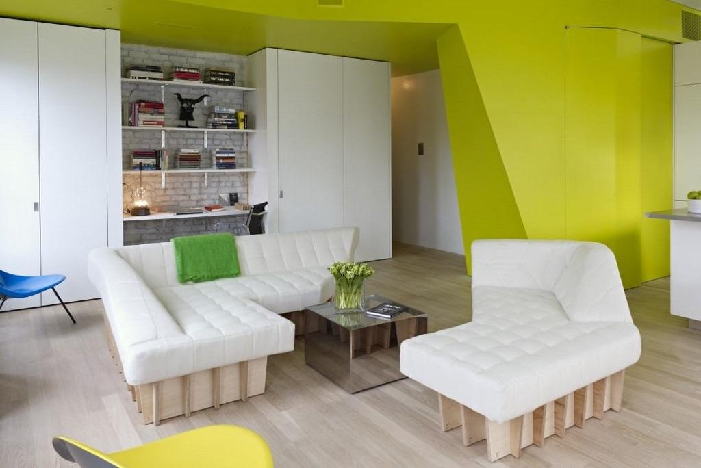 apartamento renovado en Nueva York 4