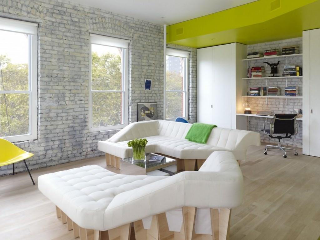 apartamento renovado en Nueva York