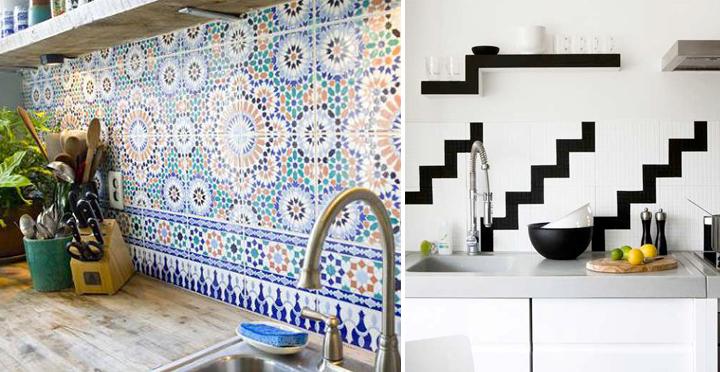 azulejos para cocinas modernas - Azulejos Modernos