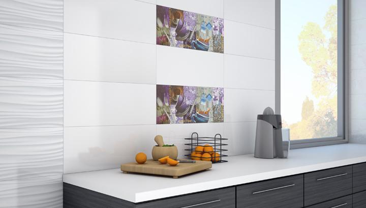 Azulejos para cocinas modernas for Decoracion de azulejos