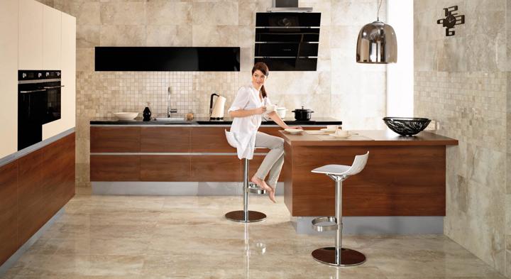 Azulejos para cocinas modernas for Cocinas modernas 2015