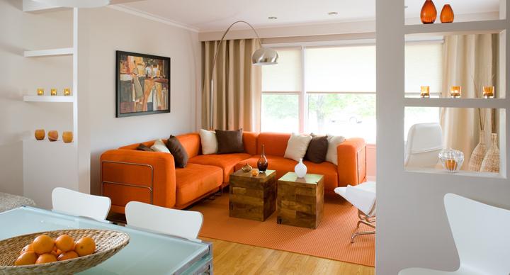 colores saludables para decorar un hogar