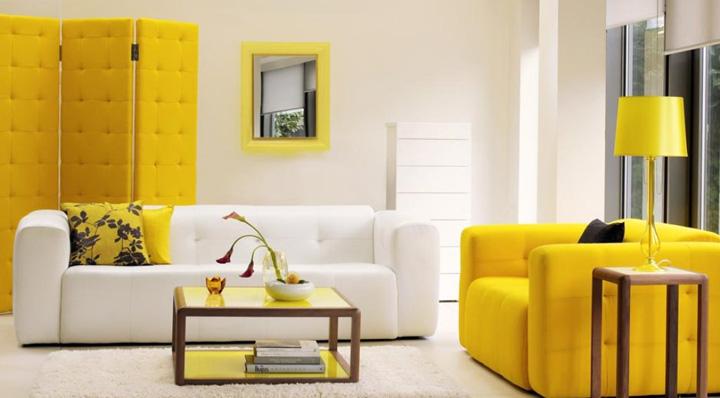 combinaciones de colores para pintar el salon