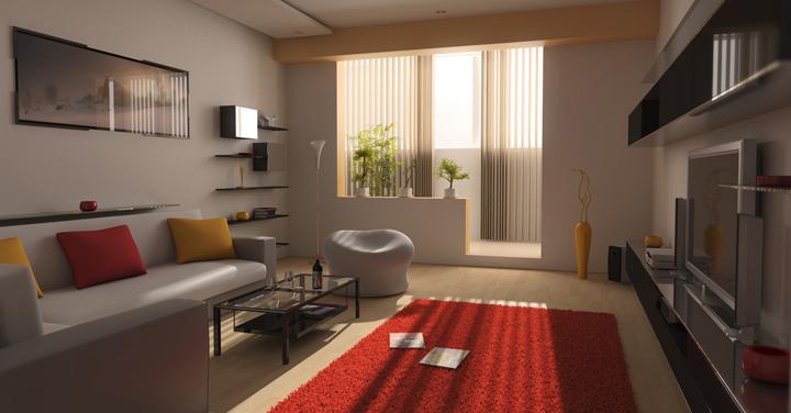 Consejos para elegir el color del sof - Combinacion de colores para salones ...