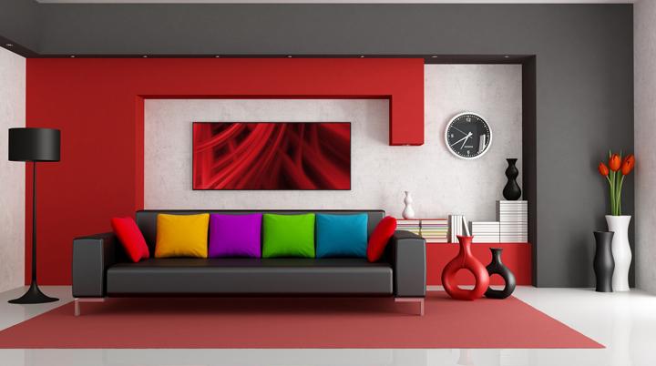 consejos para elegir el color del sofa