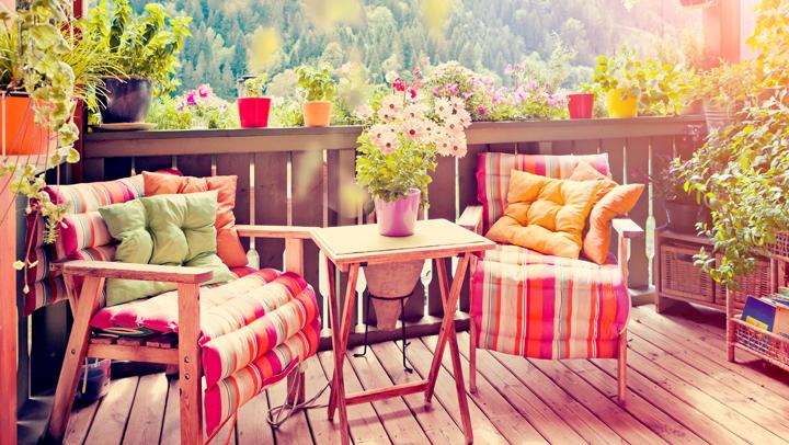 decoracion de terrazas: tendencias 2015