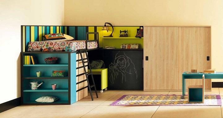 habitaciones infantiles ideas