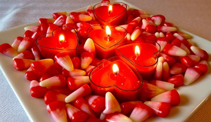 iluminacion de estancias en san valentin