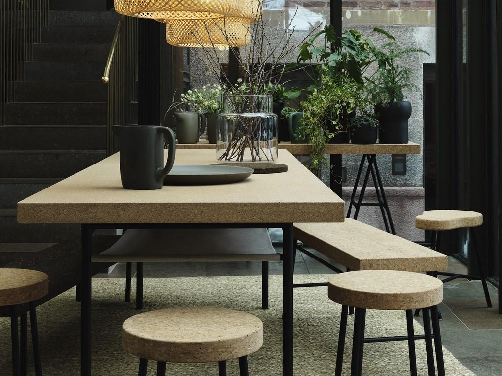 mesa y taburetes SINNERLIG IKEA