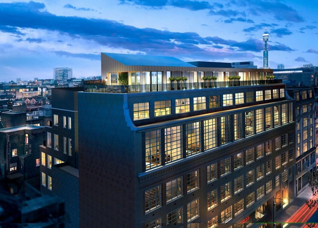 moderno loft situado en Londres 12