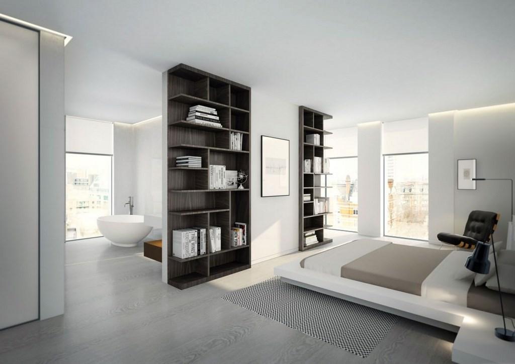 moderno loft situado en Londres 7