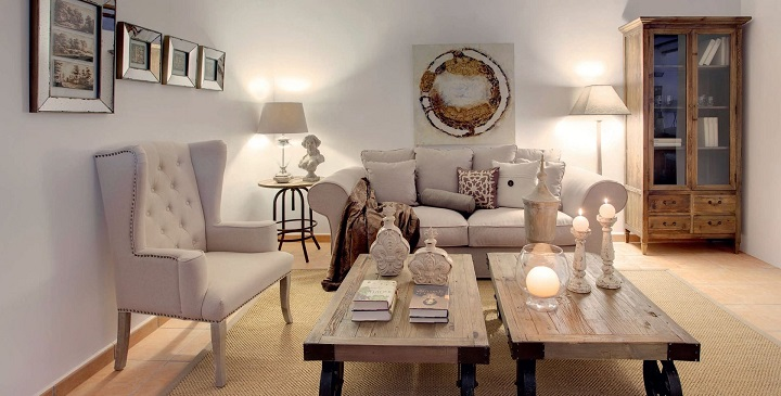 Tendencias de decoraci n de salones 2015 for Decoracion hogar tendencias 2015