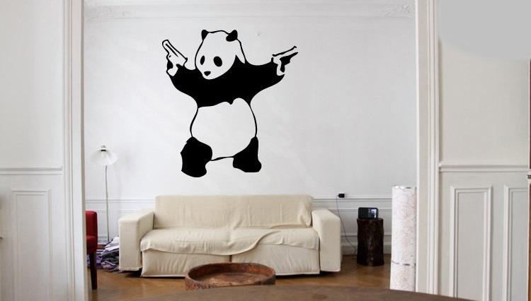 vinilo Banksy 17