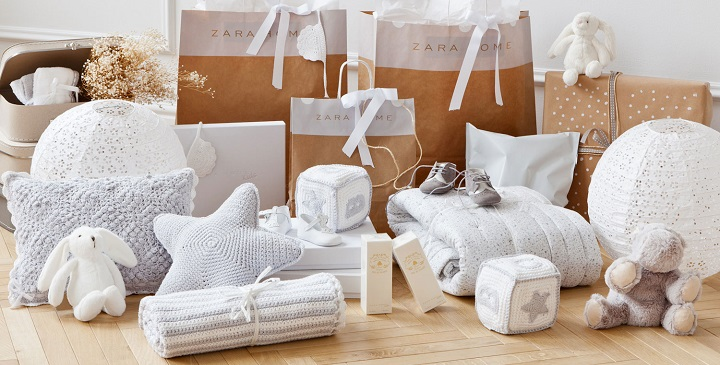 Ideas para un baby shower de zara home for Cortinas bebe zara home