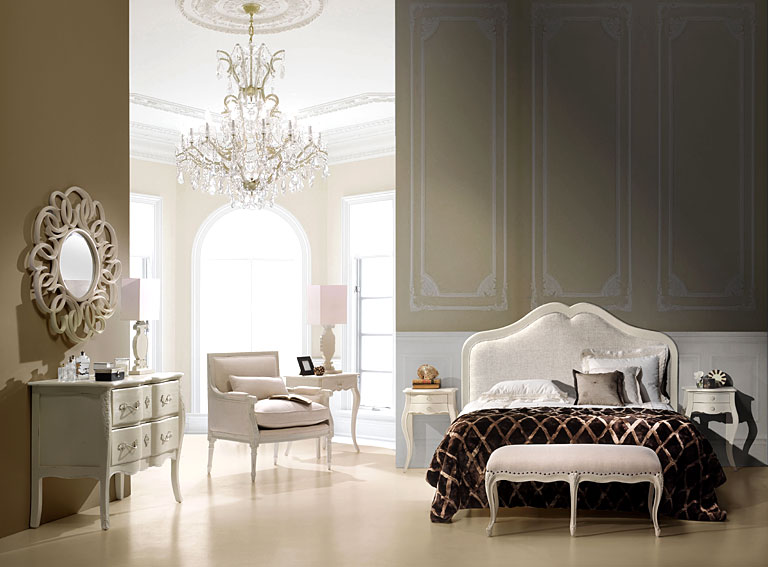 Dormitorio vintage foto15 for Decoracion de habitaciones vintage