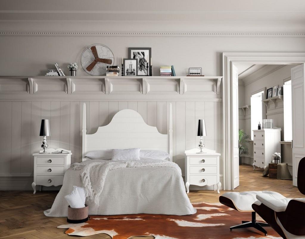 Dormitorio vintage foto42 - Dormitorio retro ...