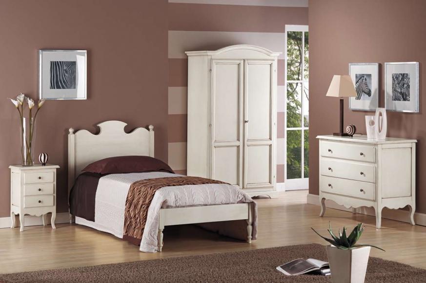Dormitorio vintage foto6 for Muebles para recamara vintage