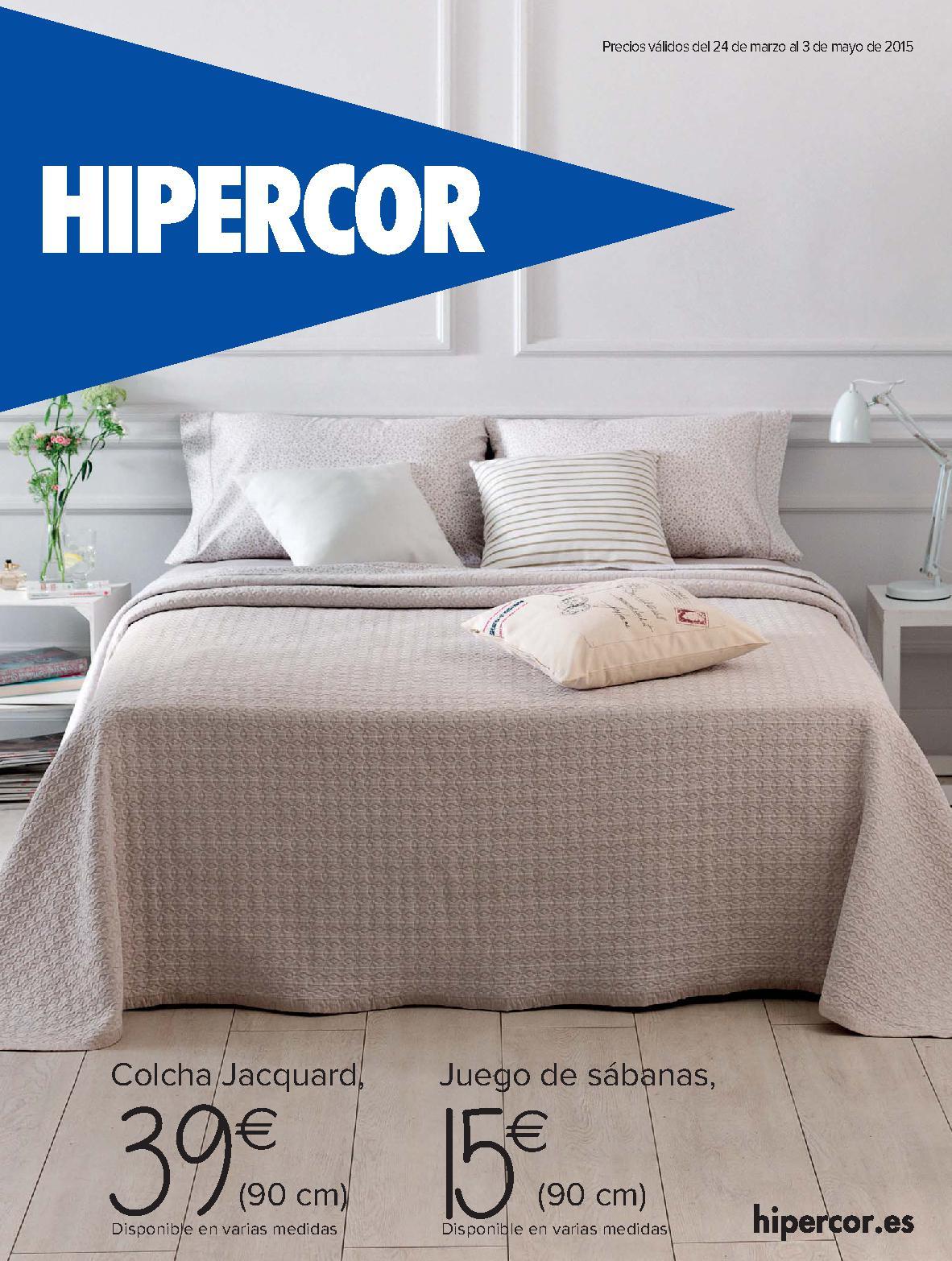 Iluminacion Baño Hipercor:Colección Hogar de Hipercor para la primavera 2015 (14/14)