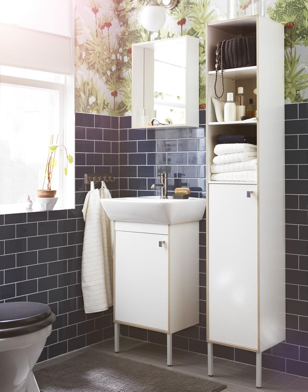 IKEA primavera 2015 armario lavabo y espejo