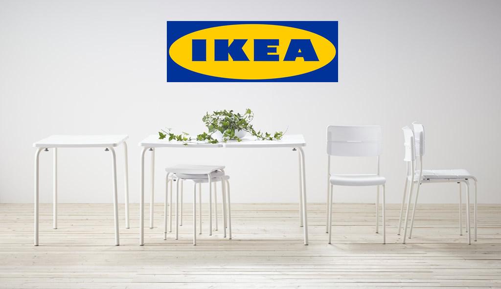 Muebles de interior y exterior de ikea para la primavera 2015 - Mesas y sillas de ikea ...