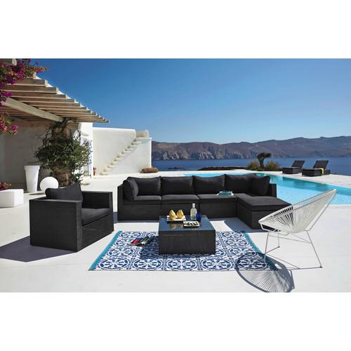 maisons du monde outdoor 2015107. Black Bedroom Furniture Sets. Home Design Ideas