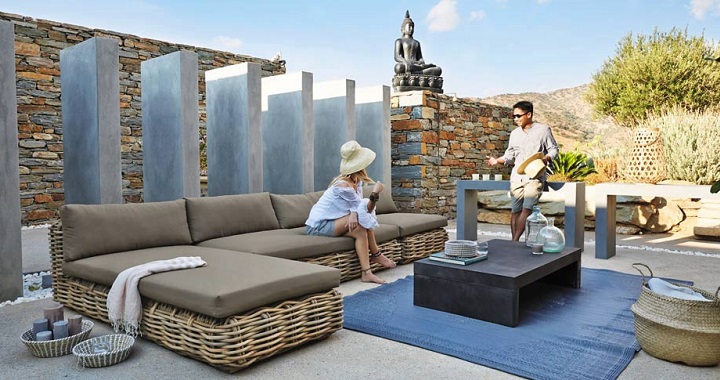 Decoraci n archives decorablog decoraci n muebles e interiorismo - Maison du monde outdoor ...