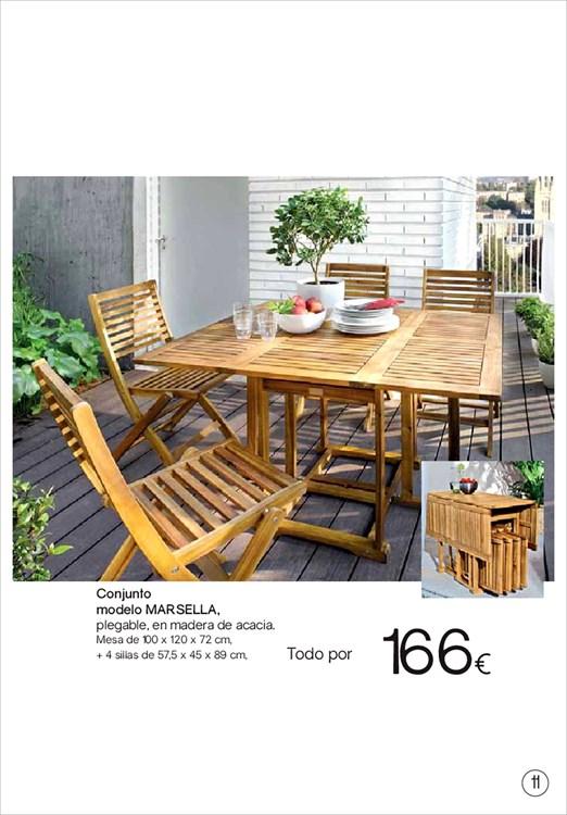 Terraza y jardin hipercor11 for Hipercor sombrillas jardin