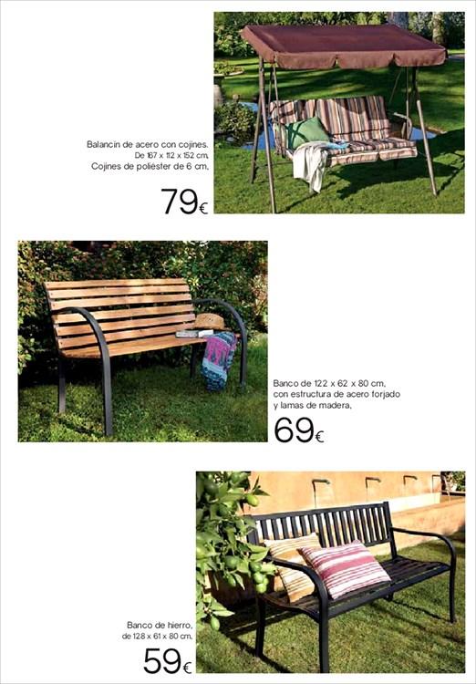 Terraza y jardin hipercor19 for Hipercor sombrillas jardin