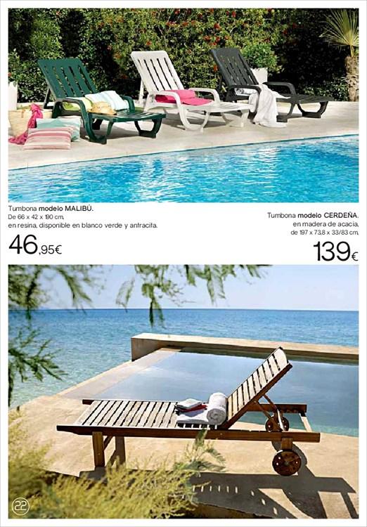 Terraza y jardin hipercor22 for Hipercor sombrillas jardin