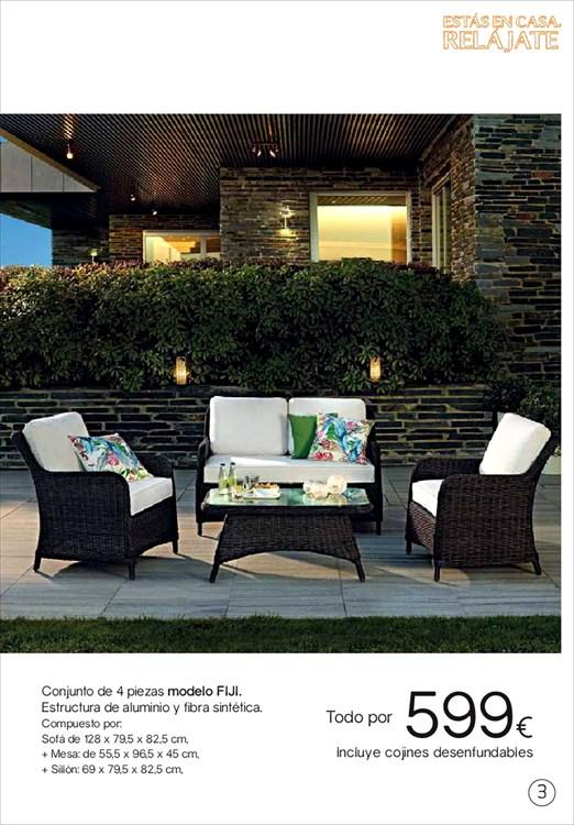 Iluminacion Baño Hipercor:Terraza y jardin Hipercor3