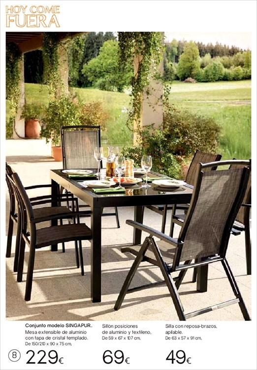 Terraza y jardin hipercor8 - Carrefour terraza y jardin ...
