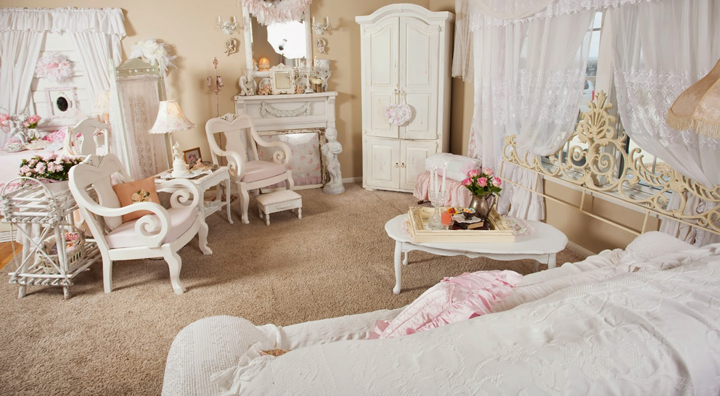 claves de la decoracion shabby chic