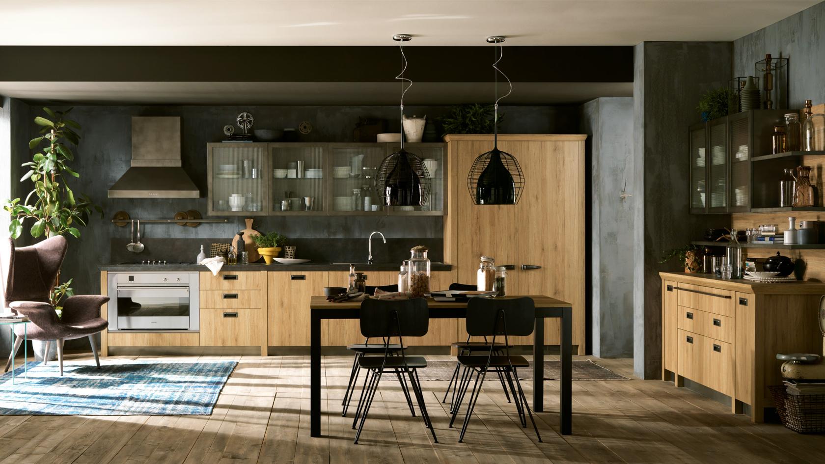 El estilo industrial: una revolución en el diseño de cocinas