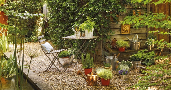decorar jardin ideas