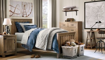 Fotos de dormitorios de estilo industrial - Habitacion decoracion industrial ...