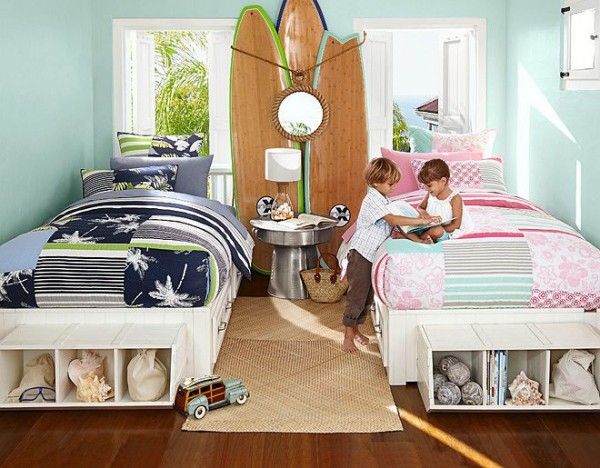 Dormitorio nino nina12 - Decorar dormitorio nina ...