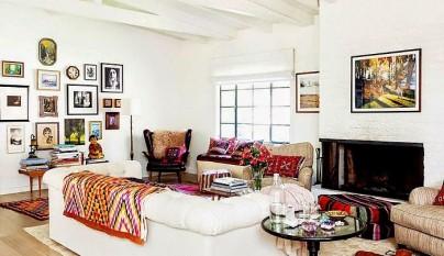 Claves de la decoraci n de estilo tnico for Decoracion estilo africano