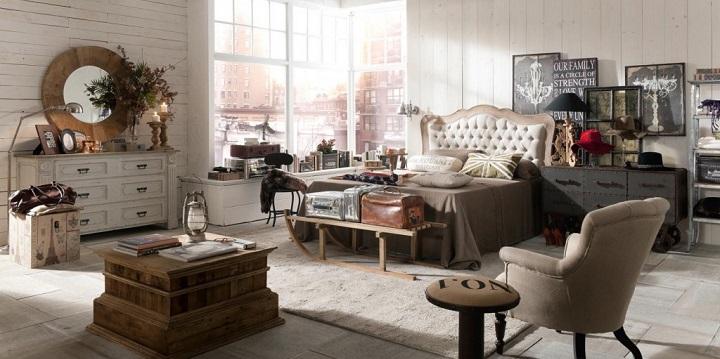 foto dormitorio vintage5