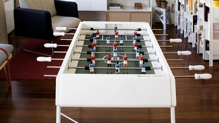 Futbolines de dise o - Futbolines para casa ...
