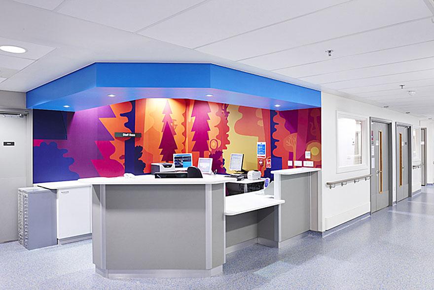 hospital infantil de Londres 10