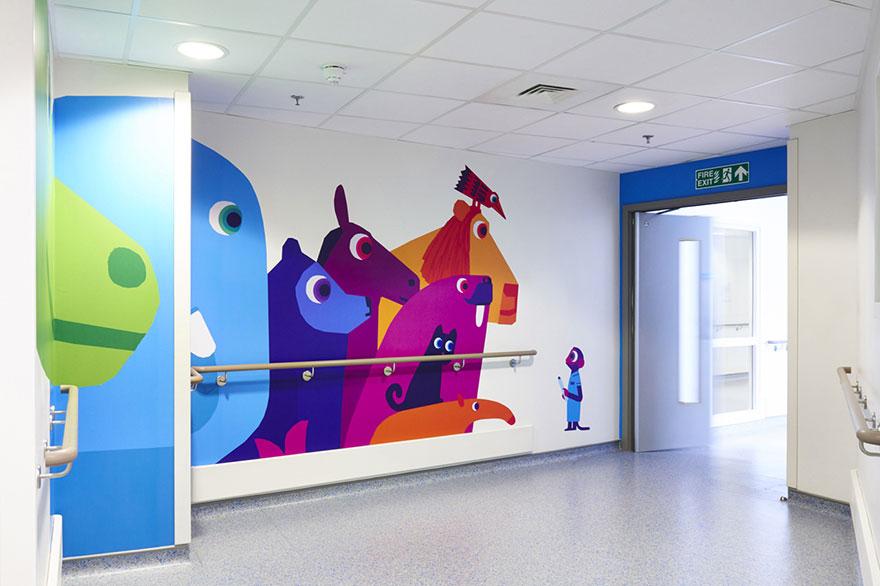 hospital infantil de Londres 11