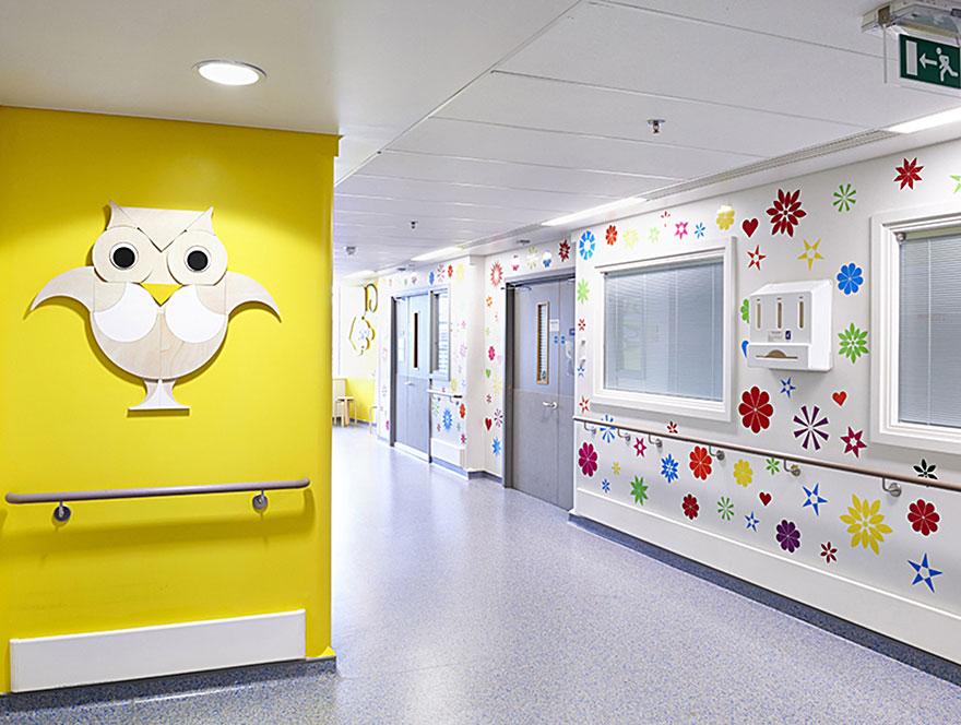 hospital infantil de Londres 12